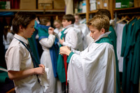 0014 Salisbury Cathedral - 29th March 2015 - Palm Sunday Procession - by Ash Mills
