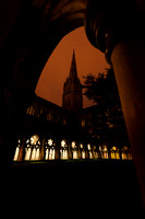 001  Salisbury Cathedral - Easter Sunday  2015 - by Ash Mills