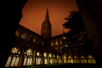 003  Salisbury Cathedral - Easter Sunday  2015 - by Ash Mills