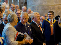 020 Three Choirs Festival - 25thJuly2016 - HRH visit - Photo by Ash Mills