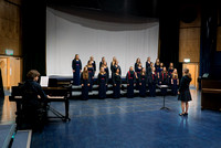 002 Godolphin Vocal Ensemble - Barnados Service 19thOct2016  Photo by Ash Mills