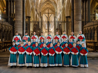 Chorister Group Photos