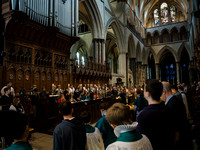 020 12th July 2016 - LaFolia - Salisbury Cathedral by Ash Mills