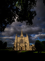 237 - Salisbury Cathedral - 11thJune2017 - photo by Ash Mills
