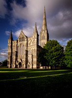 238 - Salisbury Cathedral - 11thJune2017 - photo by Ash Mills