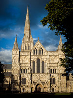 242 - Salisbury Cathedral - 11thJune2017 - photo by Ash Mills