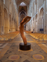 Helaine Blumenfeld - Tree of Life at Ely Cathedral
