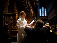 011 Salisbury Cathedral - Chorister Bishop 2016 _ photo by Ash Mills