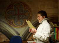 015 Salisbury Cathedral - Chorister Bishop 2016 _ photo by Ash Mills
