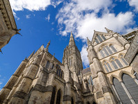 001  22ndSept2016 - Salisbury Cathedral Topping Out- Photo by Ash Mills