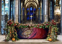 008 Harvest Festival at Salisbury Cathedral 9thOct2016 photo by Ash Mills