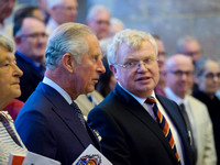 019 Three Choirs Festival - 25thJuly2016 - HRH visit - Photo by Ash Mills