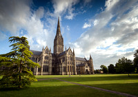 230 - Salisbury Cathedral - 11thJune2017 - photo by Ash Mills