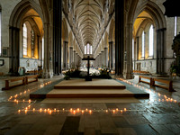 020  Holy Saturday at Salisbury Cathedral - photo by Ash Mills