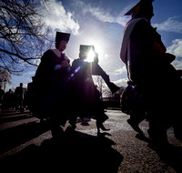 009 4th March 2017 - selection -Sarum College Graduations - Photo by Ash Mills -