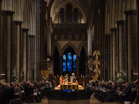002 15thJanuary2017 - Salisbury Cathedral Epiphany Service - photo by Ash Mills