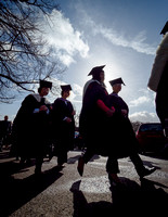 008 4th March 2017 - selection -Sarum College Graduations - Photo by Ash Mills -