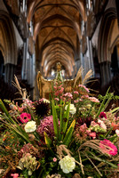 003 Harvest Festival at Salisbury Cathedral 9thOct2016 photo by Ash Mills