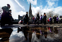 010 4th March 2017 - selection -Sarum College Graduations - Photo by Ash Mills -