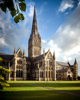 232 - Salisbury Cathedral - 11thJune2017 - photo by Ash Mills