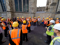 003  22ndSept2016 - Salisbury Cathedral Topping Out- Photo by Ash Mills