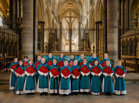 Salisbury Cathedral Girls Choir - 2016