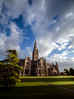 235 - Salisbury Cathedral - 11thJune2017 - photo by Ash Mills