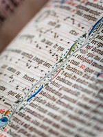 011  27thSept2016 - Salisbury Cathedral -Psalter etc- Photo by Ash Mills