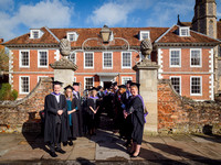 005 4th March 2017 - selection -Sarum College Graduations - Photo by Ash Mills -