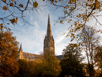 003   25thOctober2017 - Salisbury Cathedral - Photo by Ash Mills