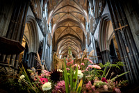 012 Harvest Festival at Salisbury Cathedral 9thOct2016 photo by Ash Mills