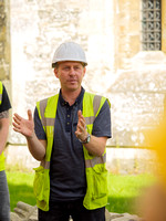 018  22ndSept2016 - Salisbury Cathedral Topping Out- Photo by Ash Mills