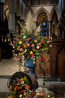 006 Harvest Festival at Salisbury Cathedral 9thOct2016 photo by Ash Mills