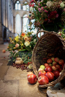 004 Harvest Festival at Salisbury Cathedral 9thOct2016 photo by Ash Mills