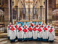 Salisbury Cathedral Boys Choir - 2016 2