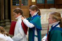 015 17thSept2016 - Girls Making Up Ceremony at Salisbury Cathedral - Photo by Ash Mills