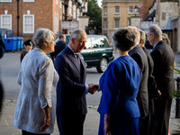 015 Three Choirs Festival - 25thJuly2016 - HRH visit - Photo by Ash Mills