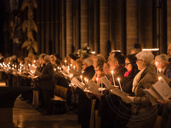 011 15thJanuary2017 - Salisbury Cathedral Epiphany Service - photo by Ash Mills