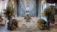 011 Harvest Festival at Salisbury Cathedral 9thOct2016 photo by Ash Mills