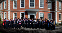 002 4th March 2017 - selection -Sarum College Graduations - Photo by Ash Mills -