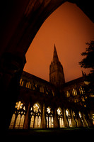 002  Salisbury Cathedral - Easter Sunday  2015 - by Ash Mills