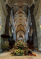 015 Harvest Festival at Salisbury Cathedral 9thOct2016 photo by Ash Mills