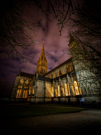 002 Dawn Eucharist at Salisbury Cathedral - photo by Ash Mills