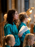 015  Salisbury Cathedral - Family Christmas Eve Service 2017 - Photo by  Ash Mills