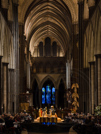 003 15thJanuary2017 - Salisbury Cathedral Epiphany Service - photo by Ash Mills